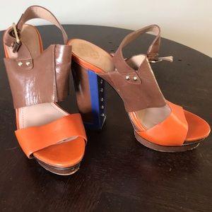 Vince Camuto Color Block Sandal